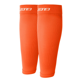 compression calf orange front