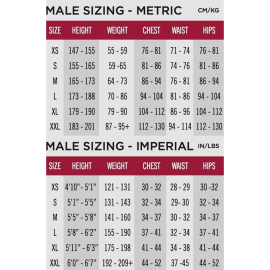 huub-Mens-Tri-Clothing-Charts