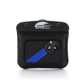 swimcell black case with key